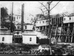 Wingrove  Mine, Wingrove, Fayette Co, WV