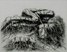 OZONO / Grabado Gloria Amparo González Gallego / Artista colombiana