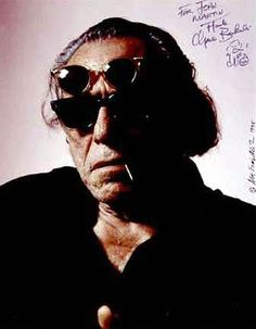 """Charles Bukowski, American cult writer, born this day in 1920 (d. I Made a Mistake I reached up into the top of the closet and took out a pair of blue panties and showed them to her and asked """"are these yours?"""" and she looked and said, """"no,. Story Writer, Book Writer, Henry Charles Bukowski, American Poets, Hate People, Looks Cool, Photo Editor, Writers, Poems"""