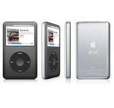 Apple iPod classic III 160 Go noir