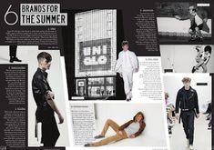 mens magazine layout