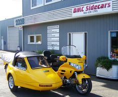 DMC Sidecars, Sidecars, Trikes, Hitches   DMC Sidecars