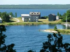 Fayette Historic State Park in the Upper Peninsula. So interesting!
