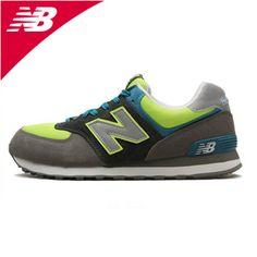 Genuino 2013 Presidente de la New Balance 574 zapatillas [] / Hombres