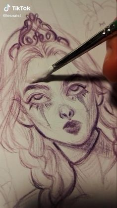 Art Drawings Sketches Simple, Art Drawings Beautiful, Pencil Art Drawings, Cool Drawings, Cartoon Art Styles, Art Reference Poses, Art Sketchbook, Aesthetic Art, Art Tutorials