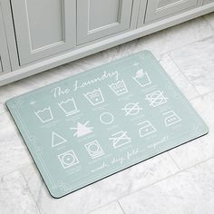 Laundry Comfort Mat 45