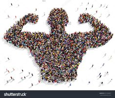 stock-photo-large-group-of-people-seen-from-above-gathered-together-in-the-shape-of-a-bodybuilder-251596087.jpg (1500×1273)