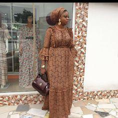 Nigerian Lace Styles Dress, Best African Dresses, African Lace Styles, Latest African Fashion Dresses, African Print Fashion, African Attire, Ankara Styles, African Fashion Traditional, African Print Dress Designs