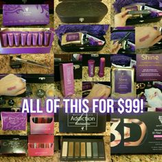 Younique Presenter Kit! All for $99! www.thedivadonna.com