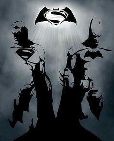 #Batman vs #superman