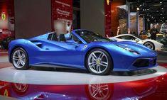 Ferrari 488 GTB Spider - Perry Stern, Automotive Content Experience