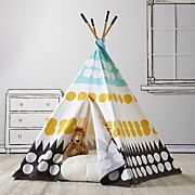 A Teepee to Call Your Own (Multi Dot)