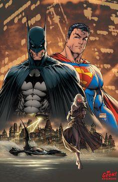 When BATMAN Met SUPERMAN: Their 10 BEST First Meetings