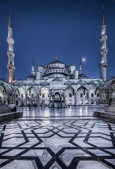 SULTAN AHMED MOSQUE, Istanbul #travelstartmetoturkey @travelstartza