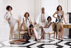 The Bold and the Beautiful: 3 women who paved the way for black models.