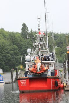 Port Hardy, BC, Canada: Canadian Coast Gurad – 2020 World Travel Populler Travel Country Coast Gaurd, Coast Guard Ships, Coast Guard Rescue, Canadian Coast Guard, Search And Rescue, Navy Ships, Fishing Boats, British Columbia, Us Travel