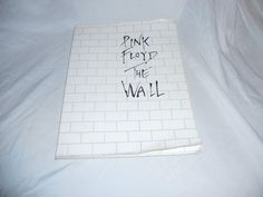 Pink Floyd The Wall Book of Sheet Music Published in London