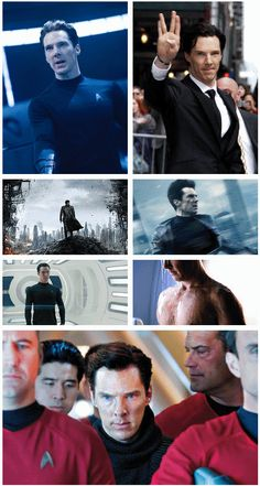 Benedict Cumberbatch - Star Trek Into Darkness. THE ONLY REASON I WILL WATCH THIS MOVIE!!!!!!!!!!!!!!!