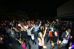 #FlashMob #EarthHour #TierraFutura #HoraDelPlaneta #PlazaFutura