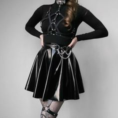 kibbipixelSiri , give me 5 days of sleep mkay 🖤🥀 . Gothic Outfits, Edgy Outfits, Grunge Outfits, Cute Outfits, Fashion Outfits, Alternative Outfits, Alternative Fashion, Dark Fashion, Gothic Fashion