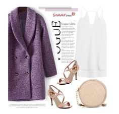 """""""Sammydress 16/2"""" by merima-kopic ❤ liked on Polyvore featuring Neiman Marcus, women's clothing, women, female, woman, misses, juniors and sammydress"""