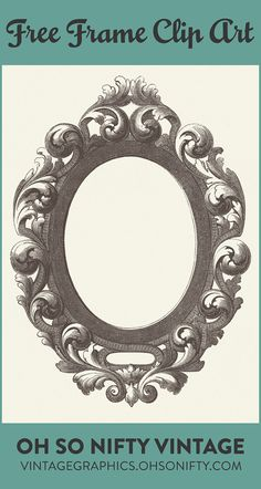You'll love this wonderful free clip art vintage frame image. It has a beautiful ornate flourish design. This royalty free image is available as a JPEG or PNG download. Have fun with it!