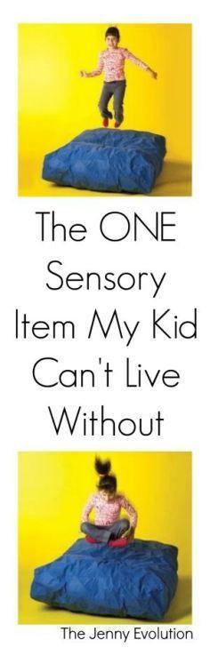 The ONE Sensory Item I Wish I Had Discovered Earlier | The Sensory Spectrum