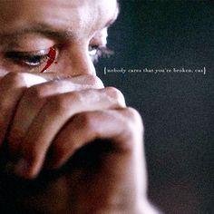 Nobody cares that you're broken.