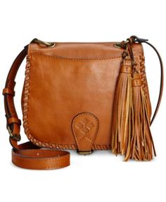 Patricia Nash Small Karisa Saddle Bag | macys.com