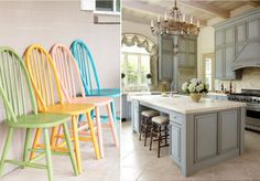 Chalk Paint, Decoupage, Diy And Crafts, Interior Design, Creative, Table, Painting, Furniture, Home Decor