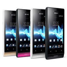 """Sony Xperia Miro is the best middle class Android device ever"", ..."