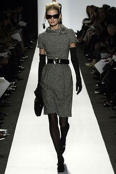 Oscar de la Renta Fall 2006 Ready-to-Wear Collection Slideshow on Style.com