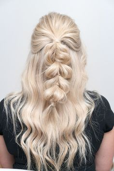 Pull-Through Braid Step-By-Step - Bangstyle - House of Hair Inspiration