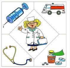 Preschool Jobs, Community Helpers Preschool, Preschool Education, Preschool Worksheets, Preschool Activities, Activities For Kids, Community Workers, Teaching Jobs, Learning Centers