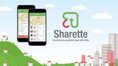 Découvrez Sharette, une startup proposant une nouvelle façon de coivoiturer à la fois simple, intelligente et respectueuse de l'environnement : http://www.webmarketing-com.com/2015/10/09/42220-sharette-le-covoiturage-urbain-et-intelligent-startupdumois-episode-4#StartupDuMois Episode 4 avec CB News.