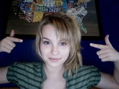 Bridgit Mendler Bangs