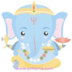 Kawaii Ganesh
