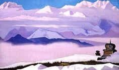 Tibet - Nicholas Roerich
