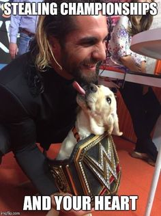 OMFG! I'm in f*cking love!!! Love him even more than I did in The Shield! Okay, maybe not as much as The Shield Rollins but still.