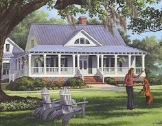 rustic house plans with wrap around porches | Style House Plans ...