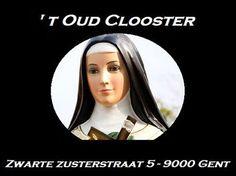 't Oud Clooster - Zwarte Zusterstraat 5 - 9000 Gent - tel 09 233 78 02