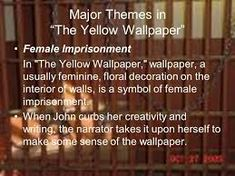 Image Result For The Yellow Wallpaper Summary
