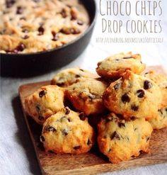 ♡ホットケーキミックスde超簡単♡材料4つ!ドロップクッキー♡【#HM#お菓子#チョコ】