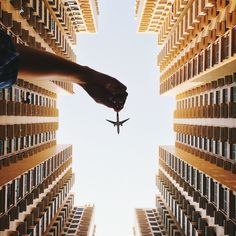 Instagrammer Varun Thota Becomes an Instant Pilot with a Toy Plane and an iPhone