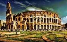 The remains of at least 230 amphitheatres have been found widely scattered around the area of Roman Empire, here are top 15 most beautiful