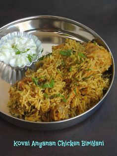 Recipes for chicken biriyani. On myTaste you'll find 546 recipes for chicken biriyani as well as thousands of similar recipes. Afghan Food Recipes, Veg Recipes, Curry Recipes, Vegetarian Recipes, Cooking Recipes, Savoury Recipes, Snacks Recipes, Cooking Food, Rice