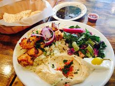 Santa Monica Mediterranean cuisine near the famous 3rd street promenade.