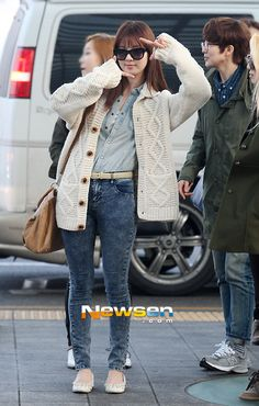 Seohyun : 130308 Incheon Airport