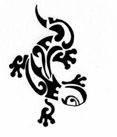 Salamandre maori