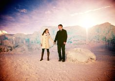 ice-castles-breckenridge-colorado-winter-engagement-cool-clouds-holding-hands